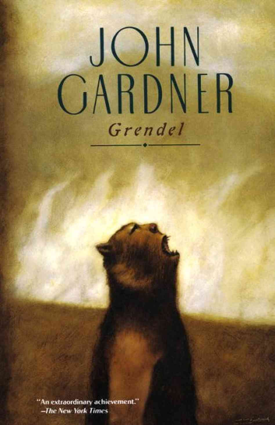 is grendel a hero Essay about grendel and fictional hero beowulf beowulf: the author's insight to characters in the story beowulf, the longest surviving poem in old english and one.