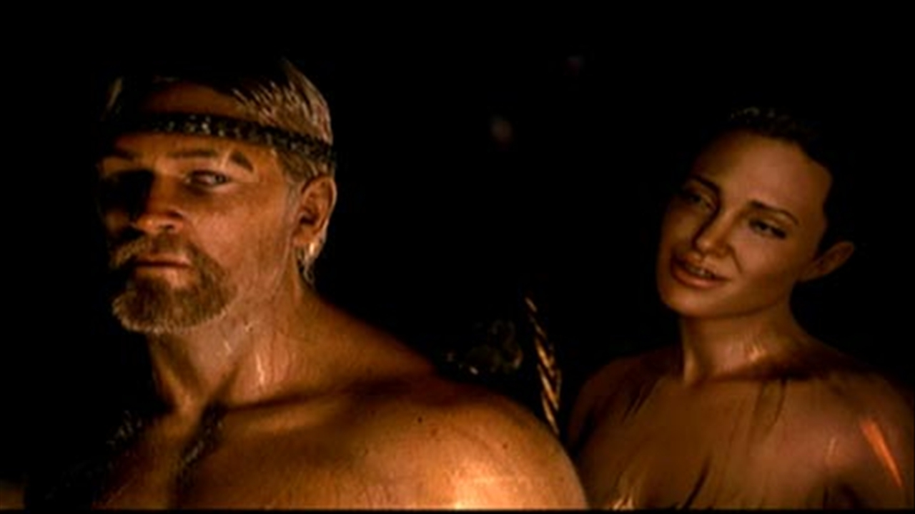 Beowulf, dir. Robert Zemeckis (2007) | The Grinnell Beowulf