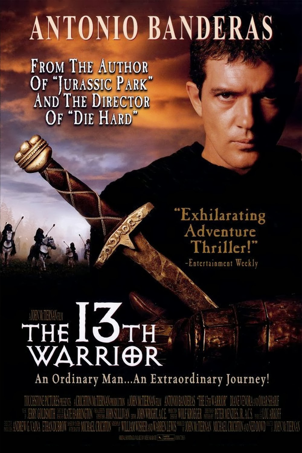 comparing beowulf and the 13th warrior Comparing beowulf to tolkien's masterpiece is setting the bar high, but  the  thirteenth warrior (1999), based on a michael crichton novel,.